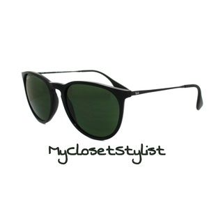 f27981f489 RAY-BAN Polarized Black Men s Sunglasses IN CASE